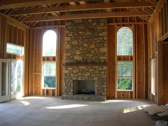 Stone Fireplaces Lindsay's Masonry